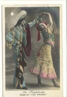 """Carte Postale Ancienne De Danse - La Mattchiche Dansée Par """"les Rieuses"""" - Danse"""