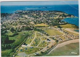 22 Saint Jacut De La Mer  Le Camping Vue Generale Aerienne - Saint-Jacut-de-la-Mer