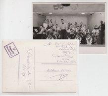Photo De L'orchestre Du K.DO 893   Stalag XIB  1943 - War, Military