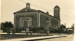 PUERTO RICO - RPPC Oldest Churchs Of Puerto Rico Sabana Grande With Interesting Hand Sketch Etc! - Puerto Rico