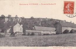 Côte-d'Or -environs De  Vitteaux - Ferme De Roche-d'Y - Autres Communes