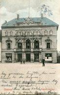 DENMARK - Industripalaeet ODENSE - VG 1909 - Travelling Post Office PM - Danemark