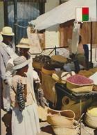 MADAGASCAR - TANANARIVE - Le Zoma - Marchande D'Ecrevisses - Madagascar