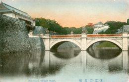 JAPAN -  Niubashi Bridge TOKYO - Tokyo