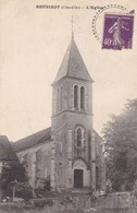 Côte-d'Or - Beurizot - L'église - France