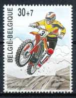 D - [154052]TB//**/Mnh-[2821] Belgique 1999, Sports, Motos, Motocross, Du Bloc 79, SNC - Motorbikes