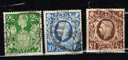 Lot Grand-Bretagne Anciens Timbres à Identifier - Collections (without Album)