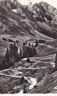 74 - COL Des ARAVIS - Lacets Versant La Giettaz - Massif De L'Etale - CPSM - Frankreich
