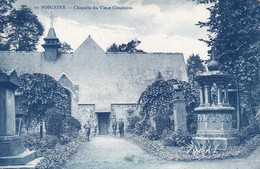 619 Soignies Chapelle Du Vieux Cimetiere - Soignies
