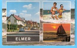 England-Elmer (Bognor Regis - Sussex)-1968-Multivues-A Village Street-Bathing-Sailing Ship - Bognor Regis