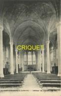 44 St Cyr En Retz, Intérieur De L'Eglise, Visuel Pas Courant - France