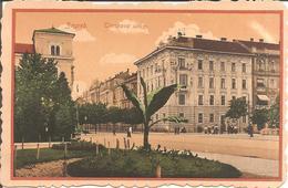 ZAGREB (CROATIE) Trenkova Ulica - Croatie