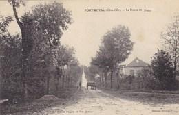 Côte-d'Or - Pont-Royal - La Route De Précy - France