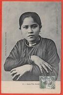 CPA VIÊT-NAM (Indochine - Tonkin) Jeune Fille Annamite ° Cliché M. Perray - Vietnam