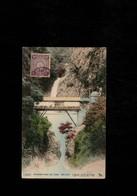 Cartolina Giappone Nunobiki Water Fall, Kobe, Medaki - Kobe