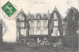 SACY - Villa Maria - Autres Communes
