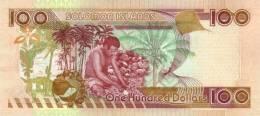 SOLOMON ISLANDS P. 30 100 D 2009 UNC - Salomonseilanden