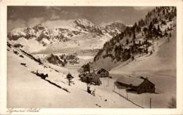 Obertauern (Wisenegg) Gegen Die Gamskar-Spitze (1556) * 1922 - Obertauern