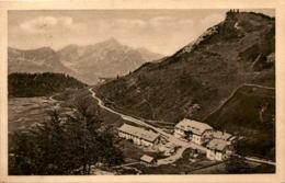 Radstädter Tauern - Obertauern G. D. Steinfeldspitze (2271) * 8. 11. 1915 - Obertauern
