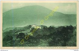 64.  CAMBO . La Villa Arnagua Et La Montagne . - Cambo-les-Bains