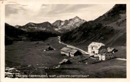 Wisenegg - Obertauern U. Steinfeldspitze (3269) * 31. 8. 1929 - Obertauern