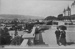 Vue Sur Le Gave Du Prolongement De La Place Royale - Pau