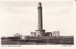 CPA 56 -- BELLE ILE EN MER -- Le Grand Phare - Belle Ile En Mer