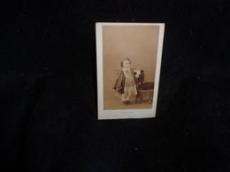 Photo.Tirage Privé .Enfant  (Famille Cottinet ) Photographe Pesme ,Chaussée D ' Antin à Paris .Voir 2 Scans . - Photos