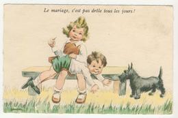 Janser -     Le Mariage, C'est Pas Drôle Tous Les Jours ! - Janser