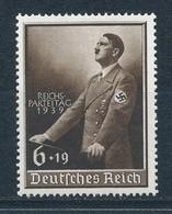Deutsches Reich 701 ** Mi. 24,- - Nuovi