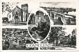 CPSM - France - (16) Charente - Confolens - Confolens