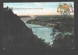Niagara-on-the-Lake - Lewiston And Queenston Heights Suspension Bridge - Chutes Du Niagara