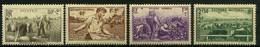 FRANCE   Au Profit Du Secours National    N° Y&T 466 à 469 * - Unused Stamps