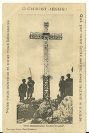 34 - CROIX MONUMENTALE DU PIC SAINT LOUP - France