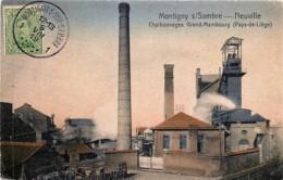 Belgique - Charleroi - Montigny S/Sambre - Neuville - Charbonnages Grand-Mambourg - Charleroi