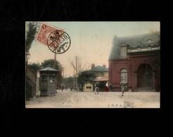 Cartolina Giappone Yokohama Bluff - Yokohama