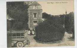 DIEPPE (environs) - PUYS - Hôtel Des Terrasses (animation) - Dieppe