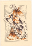 PK - Devotie Devotion - Vrede Aan Alle Mensen - Illustr Johan Zutterman - Inst. St Lucas Gent - Illustrateurs & Photographes