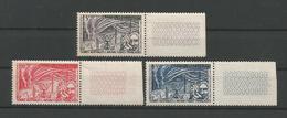 TAAF 1957 Année Géophysique Int. Y.T. 8/10 ** - Neufs