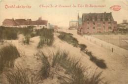 Belgique - Coxyde - Oostduinkerke - Chapelle Et Couvent Du Très St-Sacrement - Edit. Marcovici  Couleurs - Koksijde