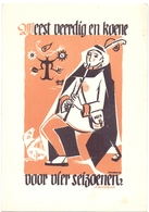 PK - Weest Veerdig En Koene - Illustr R. Coorevits  - Instituut St Lukas Gent 1955 - Illustrateurs & Photographes
