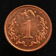 Zimbabwe 1 Cent 1997. Km1a. Africa Coin. UNC. - Zimbabwe