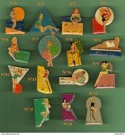 PIN-UP *** Pin's N°14 En Vente - Uniquement *** 1027 (49) - Pin-ups