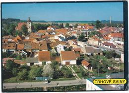 Trhové Sviny  - (Ceska Republica) - Schweinitz - Tsjechië