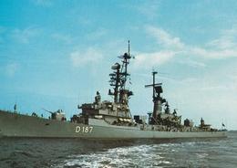 "Cartolina  - Postcard /  Viaggiata -  Sent -  Flugkoperzerstorer "" Rommel "" - Manoeuvres"