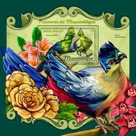 MOZAMBIQUE 2018 - Local Birds, Turaco - Mi CV=17 €, B1291 - Cuckoos & Turacos