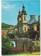 Karlovy Vary - St. Maria-Magdalena Kirche - Karslbad  - (Ceska Republica) - Tsjechië