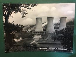 Cartolina Lorderemo - Gruppo Di Refrigeranti - 1957 - Pisa