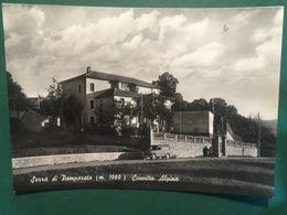 Cartolina Serra Di Pamparato - Convitto Alpini - 1956 - Cuneo