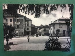 Cartolina Saluzzo - Via Piave - 1964 - Cuneo